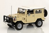 Toyota Land Cruiser 40 Series Recreated in LEGO®