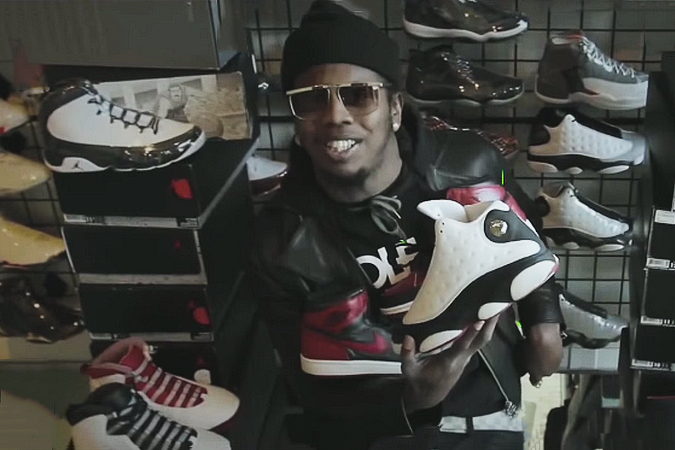 "Trinidad Jame$ ""HYPE BEAST$"" Music Video"
