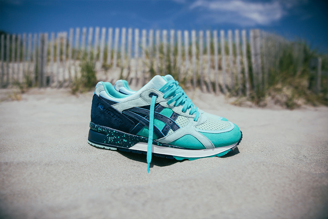 "UBIQ x ASICS GEL-Lyte Speed ""Cool Breeze"""