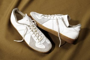 The History Behind the Cult Favorite German Army Trainer That Inspired Maison Margiela & adidas