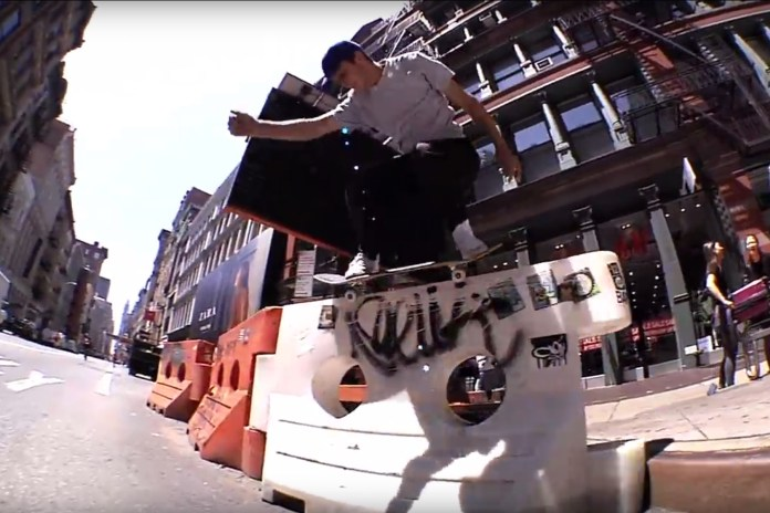 "Nick Von Werssowetz Releases ""Vacancy"" Skate Video"