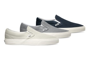 Vans 2015 Fall Classic Slip-On Collection