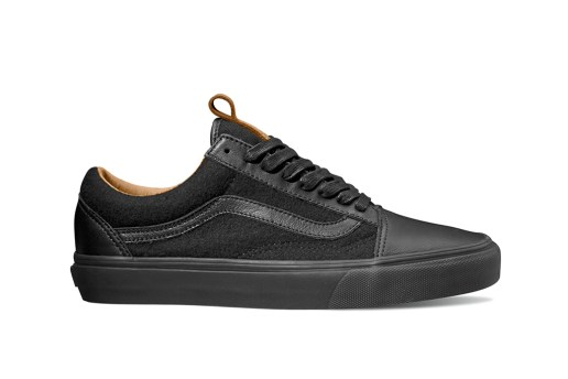 "Vans 2015 Fall ""Leather & Wool"" Pack"