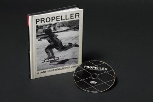 Vans 'PROPELLER' DVD Book