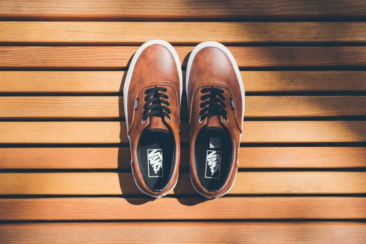 "Vans ""Snake Era"" Brown/Black"