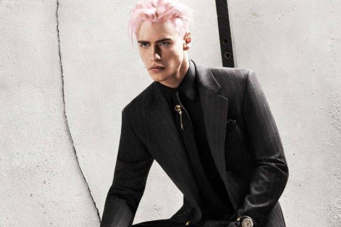 Versace 2015 Fall/Winter Campaign