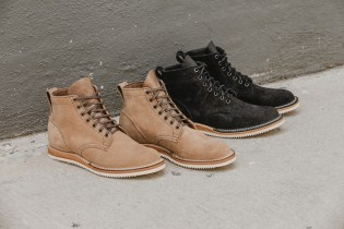 Viberg for 3sixteen 2015 Summer Mini Ripple Service Boots