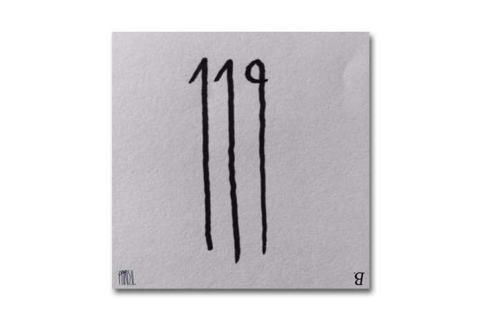 Virgil Abloh & Guillaume Berg Drop Paris, IL '119' Mixtape