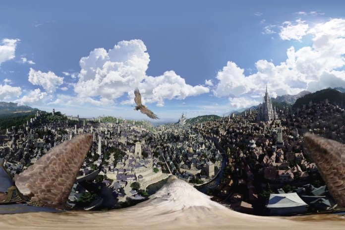'Warcraft: Skies of Azeroth' 360° Video