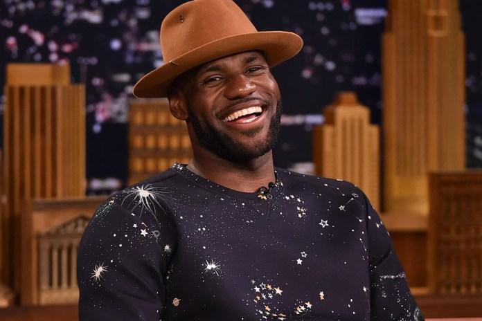 Warner Bros. Trademarks 'Space Jam' and Signs LeBron James