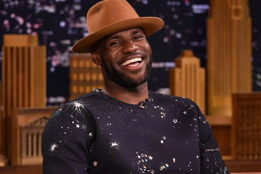 Warner Bros. Trademarks 'Space Jam' and Signs LeBron James