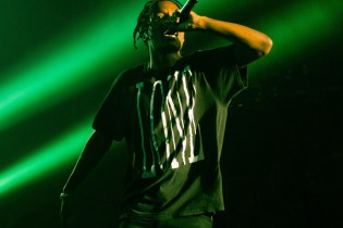 Watch A$AP Rocky, A$AP Ferg and Vic Mensa Perform at PeterPalooza IV