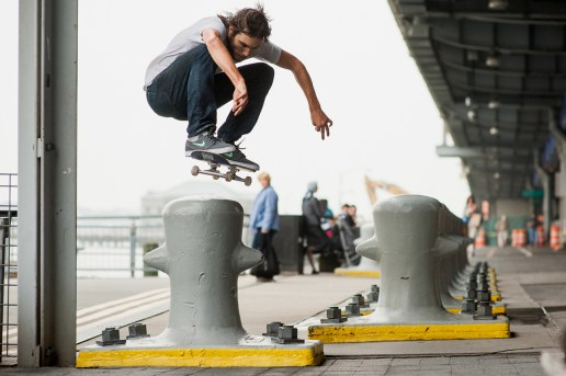 Watch Alex Olson's Lighthearted Take on Skating in New York