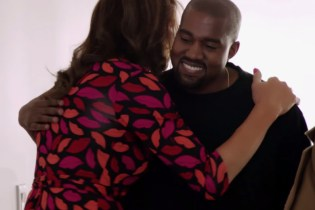 Watch Caitlyn Jenner and Kanye West Meet for the First Time