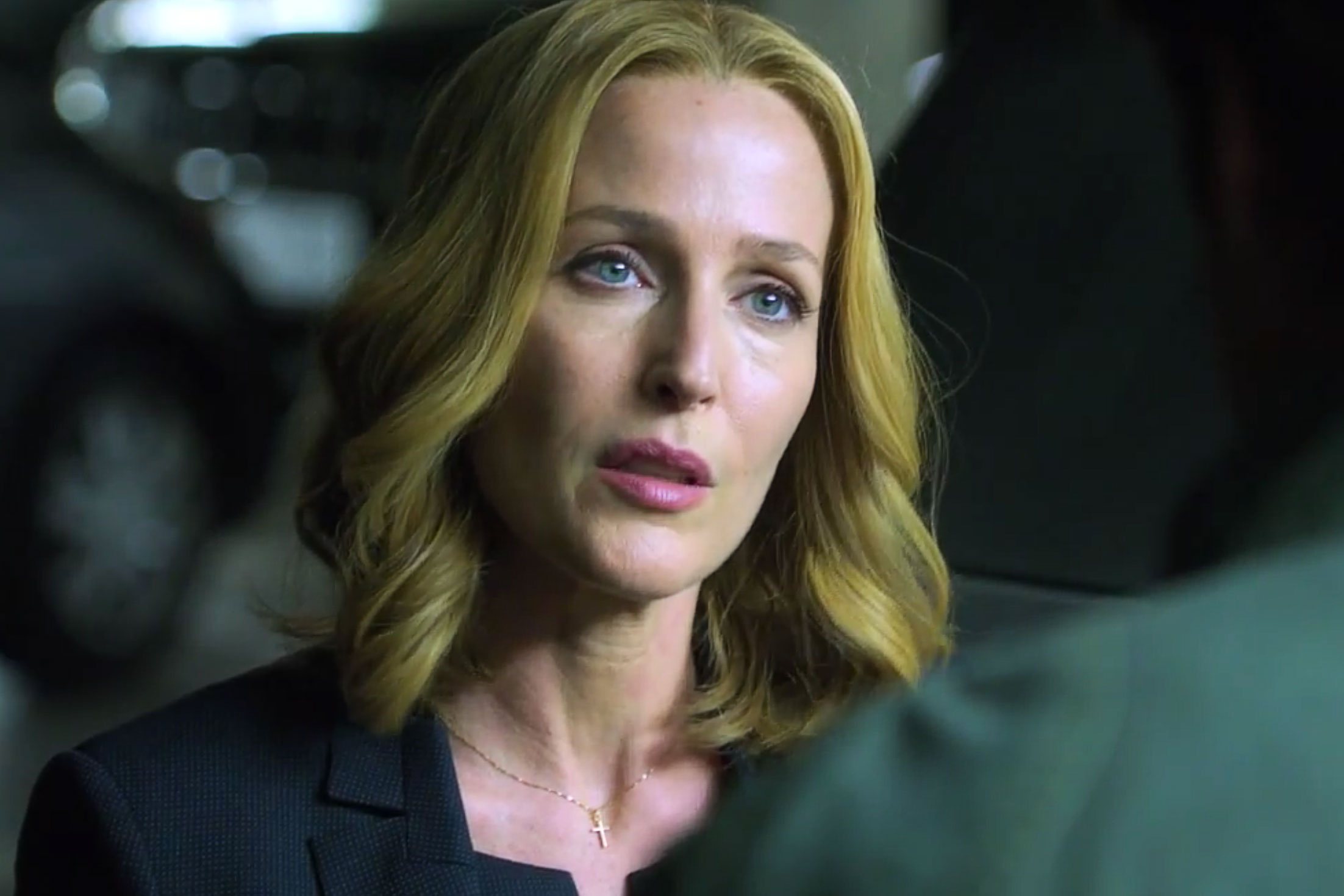 Watch More Footage From Upcoming 'The X-Files' Remake