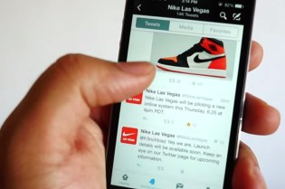 Watch How Nike's New Raffle System Makes Buying Limited Sneakers Easier