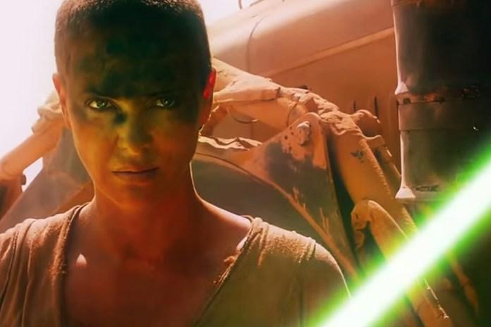 Watch This 'Mad Max: Fury Road' x 'Star Wars' Mash-Up