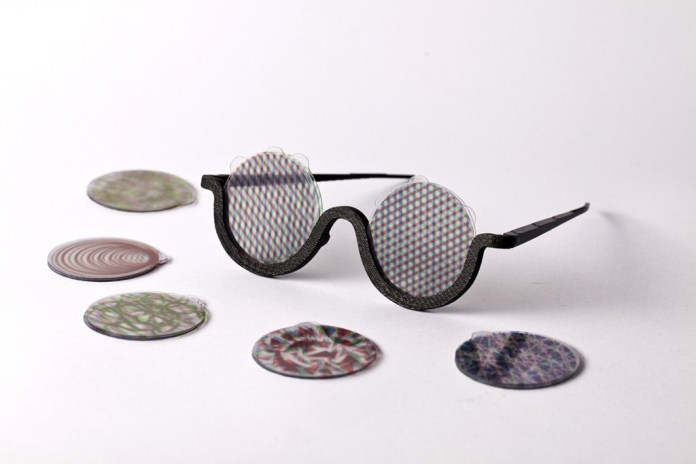 Wear These Sunglasses to Experience Psychedelic Hallucinations