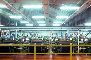 WGSN Goes Inside Cone Denim White Oak: America's Oldest Denim Mill