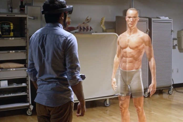 What the Microsoft HoloLens May Look Like