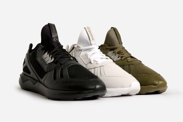 Win a Pair of Custom maharishi x adidas Originals Tubular Sneakers