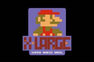 XLARGE® x SUPER MARIO BROS. 2015 Summer Capsule Collection