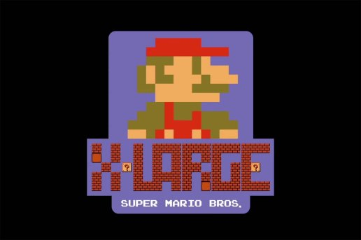 XLARGE® x SUPER MARIO BROS. 2015 Summer Capsule Collection