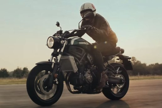 Yamaha Introduces the Cafe-Inspired XSR700