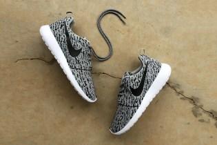 Yeezy Boost 350 X Nike Roshe Run Custom Sneaker by AMAC Customs