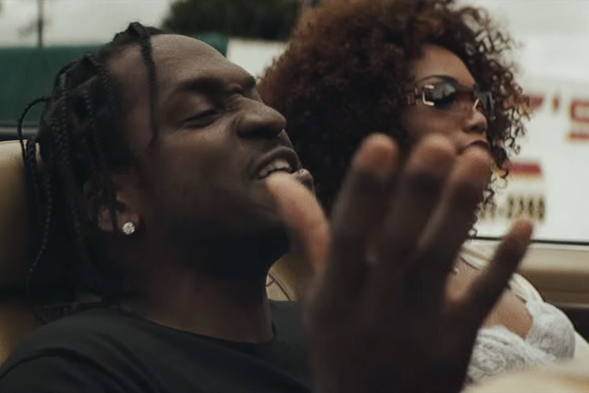 "Yogi & Skrillex Featuring Pusha T, Moody Good & TrollPhace ""Burial"" Music Video"