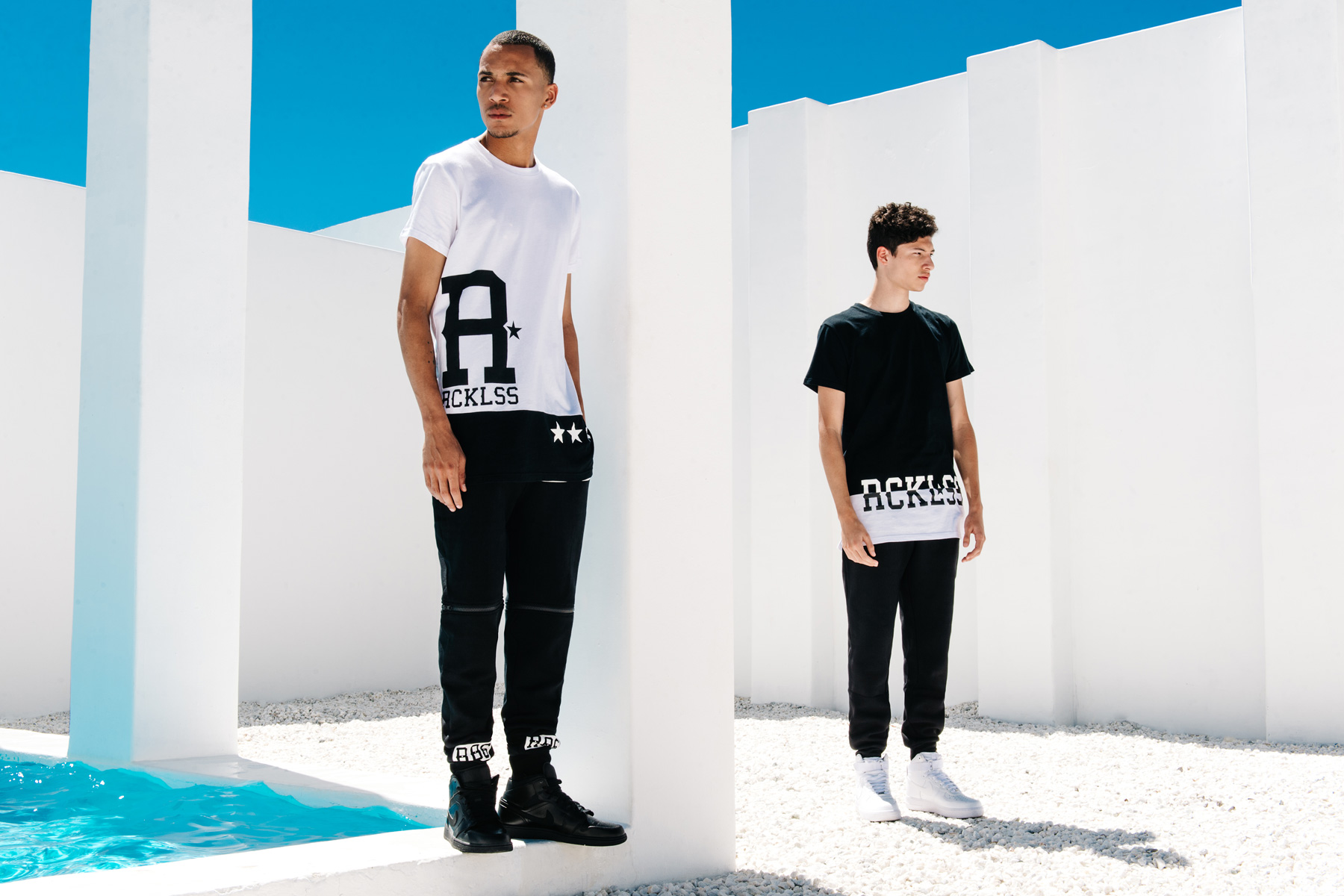 """Young & Reckless 2015 Fall """"Black & White"""" Collection"""