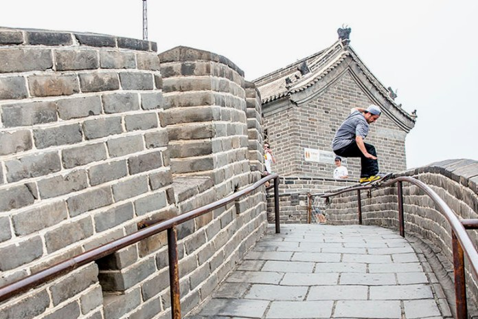ZOO YORK Tours China in Its Latest Skate Video