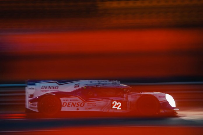 24 Hours of Le Mans in Stop-Motion