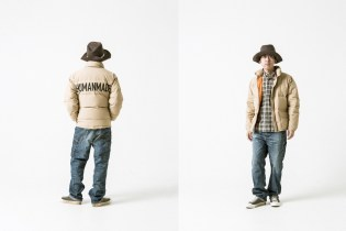 HUMAN MADE 2015 Fall/Winter Collection Lookbook
