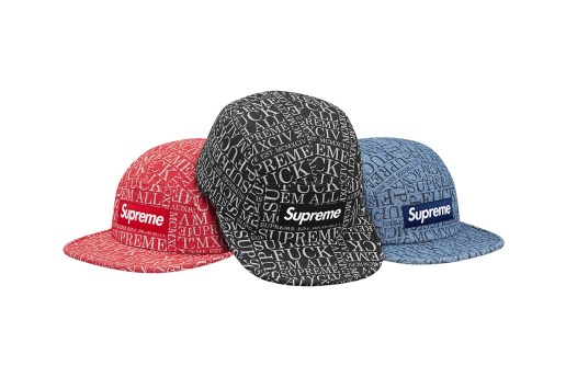 Supreme 2015 Fall/Winter Headwear Collection