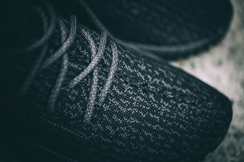 Yeezy 350 Boost Pirate Black