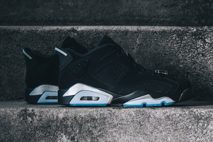 "A Closer Look at the Air Jordan 6 Retro Low ""Chrome"""