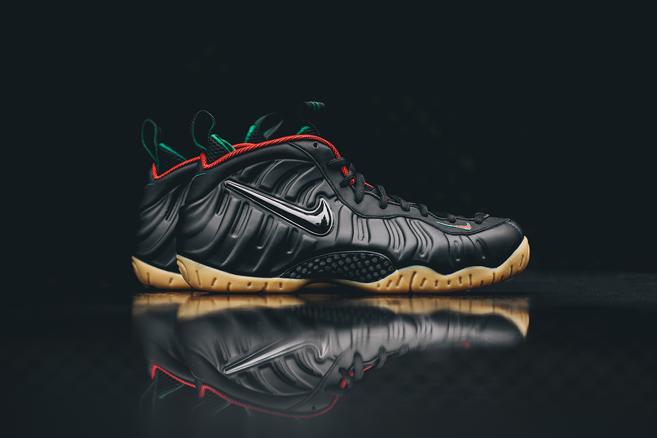 """A Closer Look at the Nike Air Foamposite Pro """"Gucci"""""""