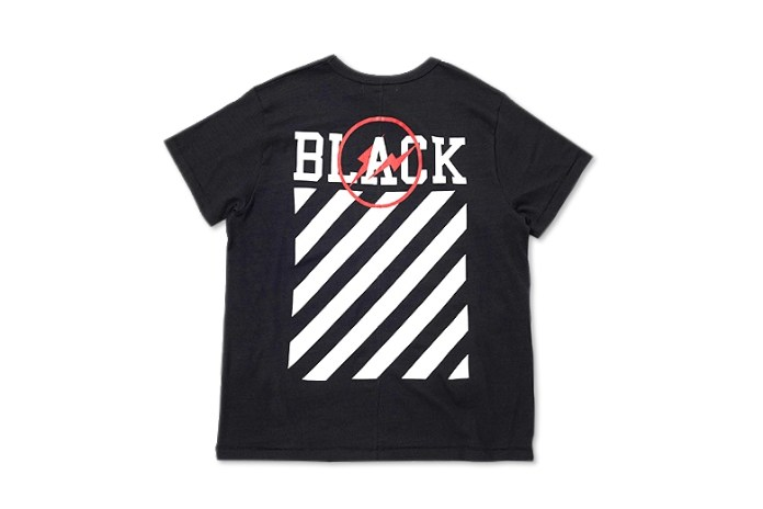 "A Closer Look at the POOL aoyama x OFF-WHITE c/o Virgil Abloh ""OFF-BLACK"" Capsule Collection"