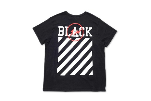 """A Closer Look at the POOL aoyama x OFF-WHITE c/o Virgil Abloh """"OFF-BLACK"""" Capsule Collection"""