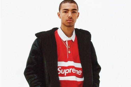 A First Look at Supreme's 2015 Fall/Winter Collection