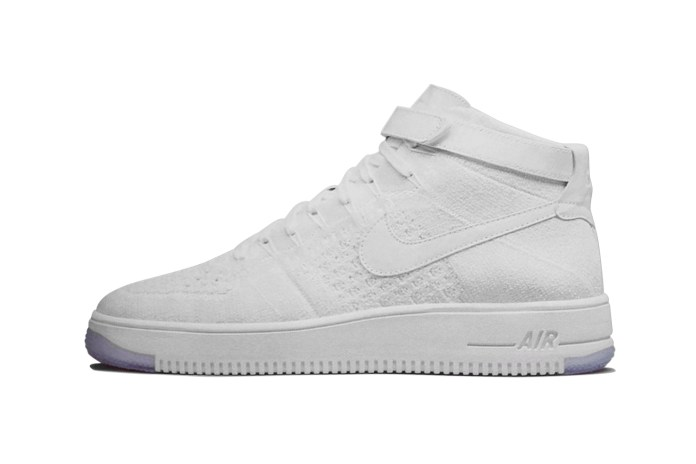 A First Look at the Nike Air Force 1 Flyknit
