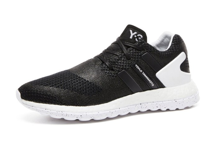 A First Look at the Y-3 Pure Boost ZG Knit