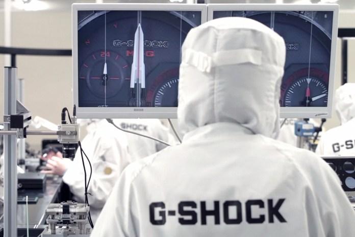 A Look Inside G-Shock's Yamagata Laboratory