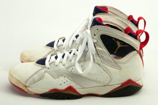 A Selection of Michael Jordan's Game-Worn Sneakers Are up for Auction