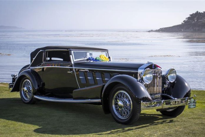 A Visual Recap of the 2015 Pebble Beach Concours D'Elegance