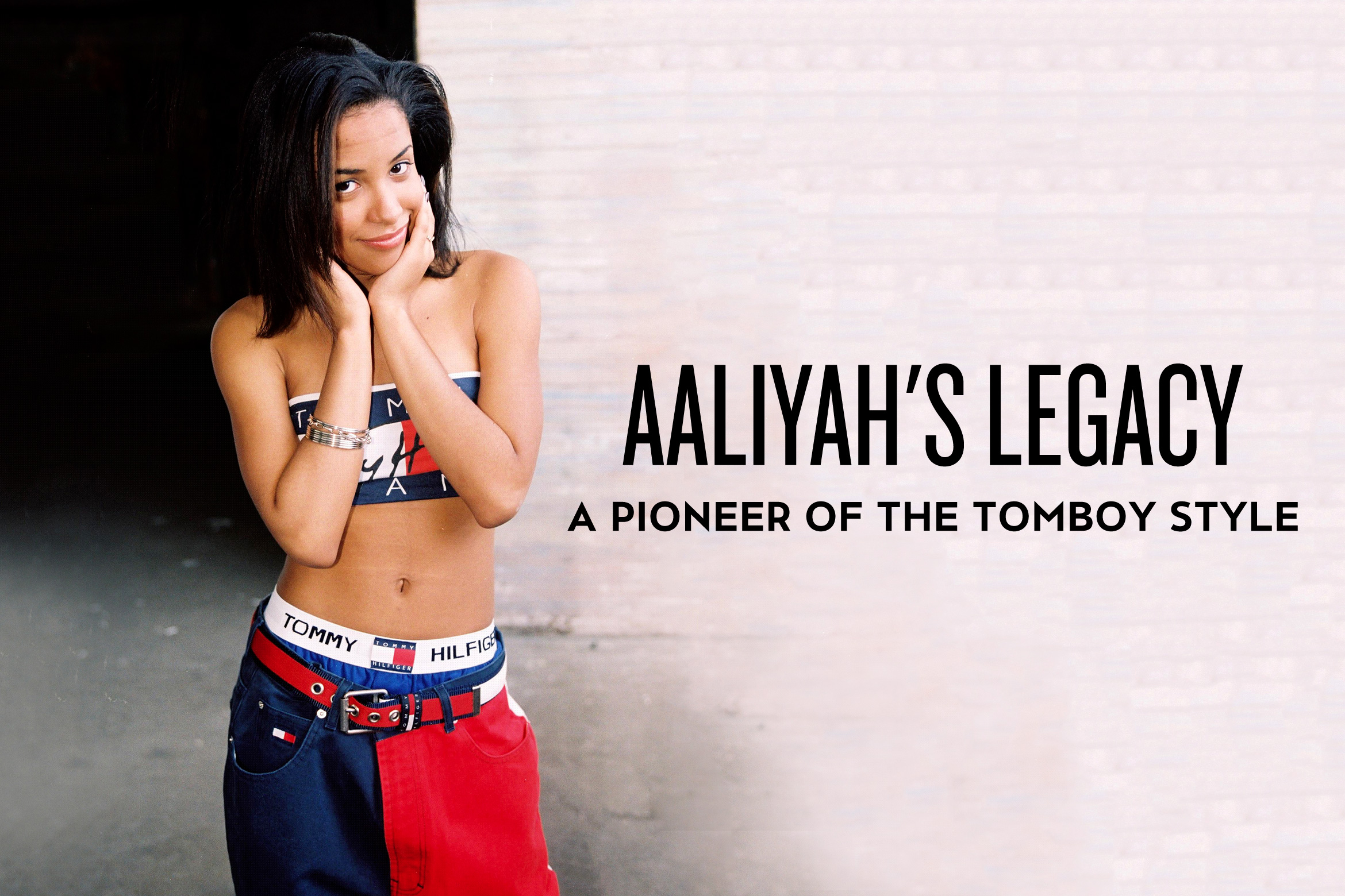 Aaliyah's Legacy: A Pioneer of the Tomboy Style