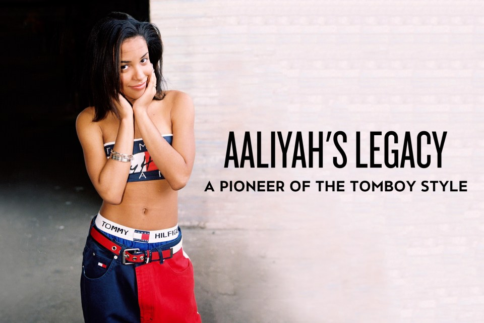 Aaliyah 39 s legacy a pioneer of the tomboy style hypebeast for The pioneer woman magazine subscription