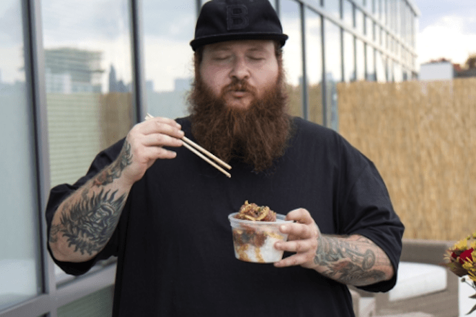 Action Bronson's Hawaiian Getaway