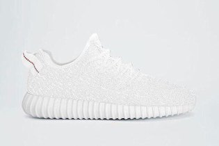 "A First Look at the adidas Originals Yeezy Boost 350 ""White"""